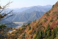 網掛山の紅葉 - みちはた写真館フォトギャラリー