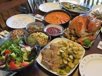 Happy Thanksgiving:) - NYの小さな灯り ~ヘアメイク日記~