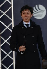 2017年12月5日尼崎競艇場トークショー - 武豊 TOWN  byスーパーマー君