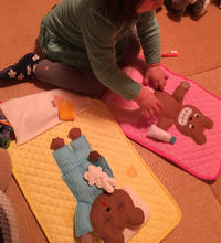 赤ちゃんおもちゃの検証  その2 - 早未恵理の あそび Tips