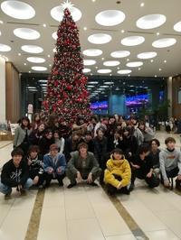1年ファッション流通科東京研修旅行 - Nagoya Fashion College