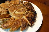 全粒粉で作る餃子 - bluecheese in Hakuba & NZ:白馬とNZでの暮らし