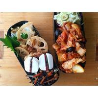 鶏ジャガトマト煮込みBENTO - Feeling Cuisine.com