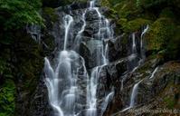 Waterfall ...白糸の滝 - ショーオヤジのひとり言