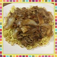 冷蔵庫の残り物で作るかた焼きそば(レシピ付) - kajuの■今日のお料理・簡単レシピ■