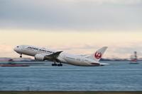 HND - 274 - fun time (飛行機と空)