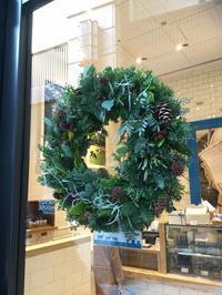 エシレのクリスマスリース - kupukupu通信