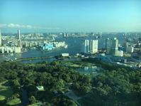 コンラッド東京に泊まってみた~その1。 - ジュリジュリでB子な日々