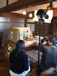 NHKの取材ロケでした。 - Bon Copain!