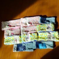 ハギレで作る!ネックウォーマー - どこまで出来るかハンドメイド子供服。