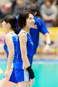 迫田さおり ~東レアローズ~ - Tatsuya Uehara Photo Blog S