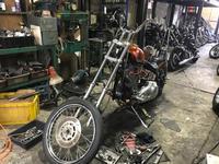 EVOCUSTOM!! - gee motorcycles