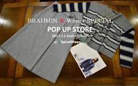 """""""BRAHMIN ❄ Winter SPECIAL POP UP ...12/7thu"""" - SHOP ◆ The Spiralという館~カフェとインポート雑貨のある次世代型セレクトショップ~"""