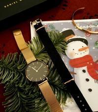 DW/ダニエル ウェリントン*クリスマスキャンペーン♪ - ぴきょログ~軽井沢でぐーたら生活~