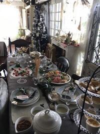 オトナ女子のクリスマスパーティ♪ スイーツ編 - フレンチシックな家作り。Le petit chateau