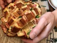 プル アパート ブレッド - カフェ気分なパン教室  ローズのマリ