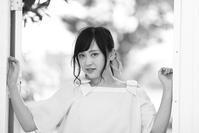 楠木ゆりあちゃん1 - モノクロポートレート写真館