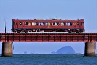 浮島現象 - 今日も丹後鉄道
