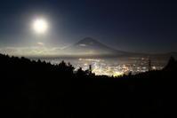 29年12月の富士(1)乙女峠の富士 - 富士への散歩道 ~撮影記~