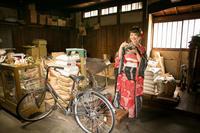 老舗のお米屋さんにて - YUKIPHOTO/写真侍がきる!