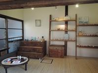 行ってきました~スタジオナナホシさんの個展~ - 湘南藤沢 猫ものの店と小さなギャラリー  山猫屋
