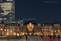 東京駅丸の内駅前広場新オープン - 風景写真家 鐘ヶ江道彦のフォトブログ