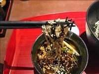 「ときわ」で蕎麦@日本橋箱崎町 - 人形町からごちそうさま
