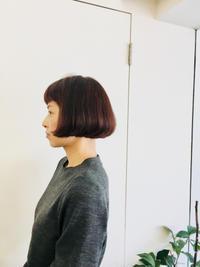 フレンチボブ - 吉祥寺hair SPIRITUSのブログ