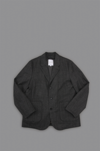 STILL BY HAND  Thinsulate Removable Tailored Jacket (Chr) - un.regard.moderne