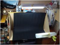 プラモ撮影ブース 超簡易型を作ってみた。 - Hobby's Arcadia
