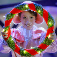 クリスマスリース - から元気らくがき帳