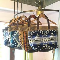 珠玉の銘品EARLYMORNINGスペシャルオーダーポケットトート - BEATNIK OSAKA BLOG