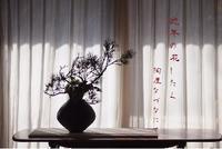 迎年の花したく @ 陶屋なづなさん - tukikusa note