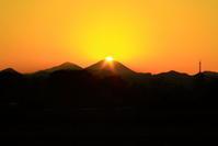 29年12月の富士(5)八王子からの富士 - 富士への散歩道 ~撮影記~