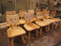 こねこ椅子在庫あります。 - MIKI Kota STYLE by Art Furniture Gallery