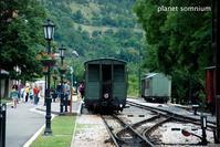 旅フォト:シャルガン山岳鉄道 in モクラゴラ(セルビア) - 映画を旅のいいわけに。