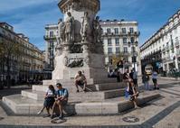 リスボン探訪(バイシャ地区の景観 3-2 ) - 写真の散歩道