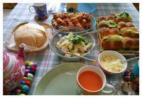 おうちランチと蒸しパン。◆by アン@トルコ - BAYSWATER