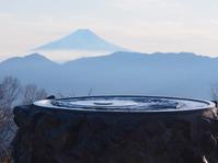 三峰神社から雲取山&妙法ヶ岳  2017.12.7~8 - 心のまま、足の向くまま・・・