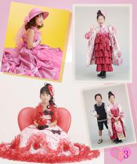 ユナちゃんの七五三 - 中山写真館のブログです。