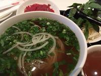 風邪をひいたときは温かいベトナム料理のPho(フォー) - アバウトな情報科学博士のアメリカ