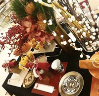 迎春 アリタポーセリンラボ (福岡岩田屋3週目) - Table & Styling blog
