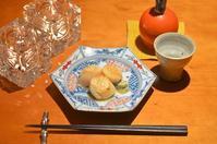 牡蠣のみぞれ鍋/帆立の煎り酒風味 - まほろば日記