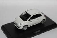 1/64 Kyosho FIAT 500 - 1/87 SCHUCO & 1/64 KYOSHO ミニカーコレクション byまさーる