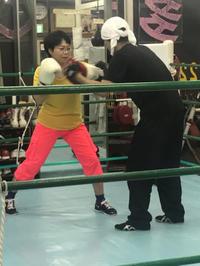 楽しいって思える時間 - 本多ボクシングジムのSEXYジャーマネ日記