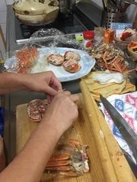 蟹の季節 - kozaru日記