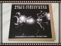 BRUCE SPRINGSTEEN & THE E STREET BAND / STOCKHOLMS STADION,SWEDEN 1988 - 無駄遣いな日々