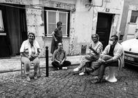 リスボン探訪(バイロ・アルトの夜の盛り場通り 3-3) - 写真の散歩道