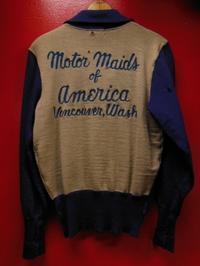 1950's MOTOR MAIDS MC JERSEY - ROCK-A-HULA Vintage Clothing Blog