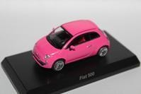 1/64 Kyosho FIAT Online Ver. 500 - 1/87 SCHUCO & 1/64 KYOSHO ミニカーコレクション byまさーる